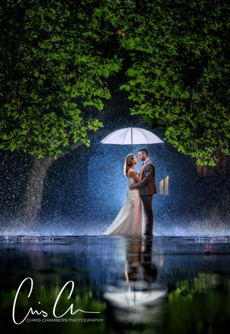 York Night time wedding photography training course