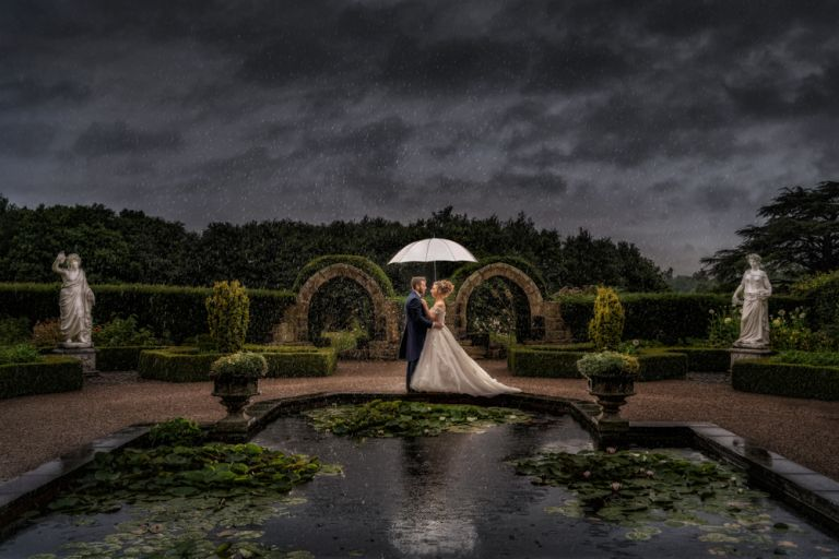 Wedding Photographer training course at Allerton Castle Yorkshire