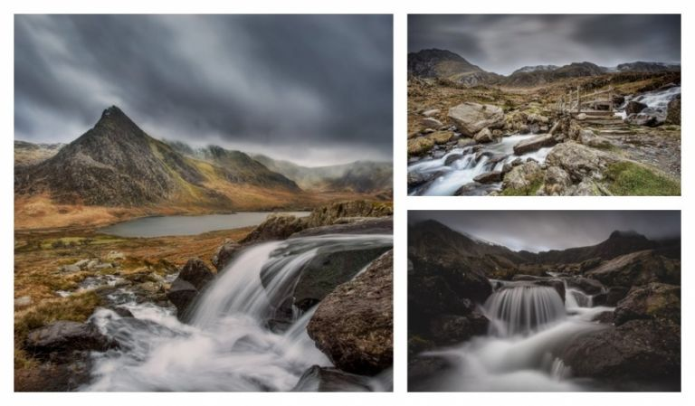 Snowdonia North Wales landscape photography workshop