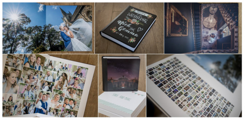 Wedding albums, wedding photography training courses